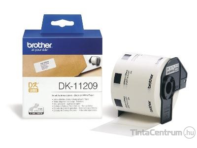 Brother DK-11209 (62mm x 29mm, 800db) eredeti etikett
