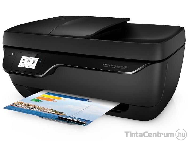 1d9cdebb61 HP Deskjet Ink Advantage 3835 (F5R96C) multifunkciós színes nyomtató ...