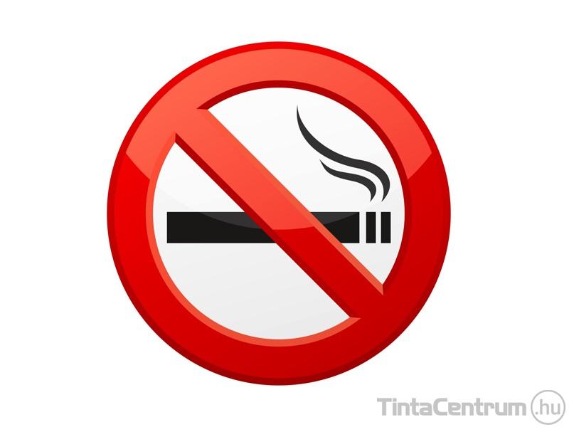 Cselekvési terv | Dohányzás Fókuszpont - Leszokni a dohányzásról matrica